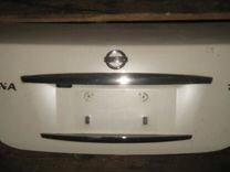 Крышка багажника Ниссан Теана J31 2003-2007 г