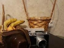 Старинный зеркальный фотоаппарат Praktica