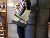 Пляжная сумка, шопер из Сан-Франциско