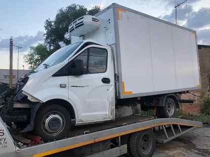 ГАЗ ГАЗель Next, 2019, с пробегом, цена 580000 руб.