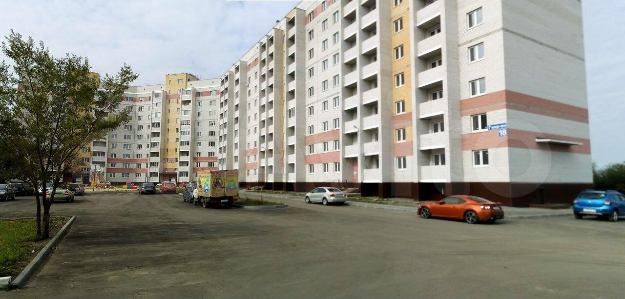 1-к квартира, 28.5 м², 8/9 эт.  89129797541 купить 4