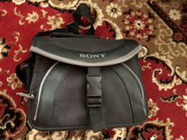 Фирменная сумка Sony