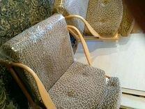 Кресла рамочные