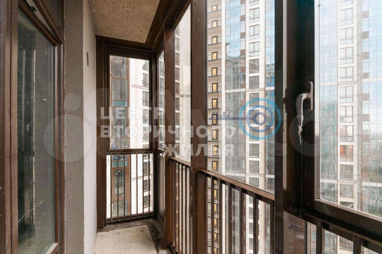2-к квартира, 74.1 м², 16/23 эт.  89238998382 купить 6