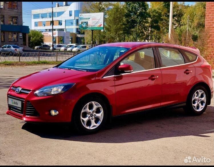 Ford Focus, 2014  89644752360 купить 5