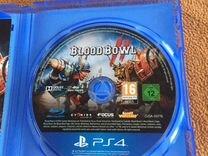 Blood bowl PS4