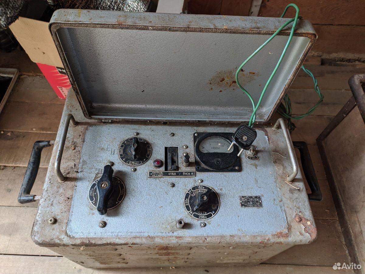 Преобразователь однофазного тока в трехфазный  89121654148 купить 1