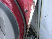 Дверь передняя правая Kia rio 1