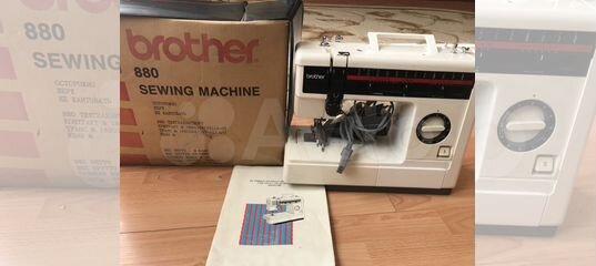 швейная машина brother vx 880 инструкция