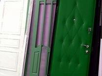 В Свердловском двери стальные с любой отделкой