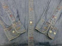 Рубашка мужская,tommy hilfiger''оригинал-L — Одежда, обувь, аксессуары в Санкт-Петербурге