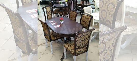 Столы стулья купить в Челябинской области | Товары для дома и дачи | Авито
