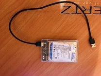 WD HDD USB 3.0/500gb