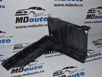 Защита двигателя Правая Хендай Солярис с 2010
