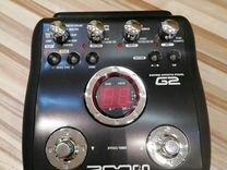 Гитарный процессор zoom G2