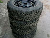 Продаю комплект колёс на зимний резине Кама