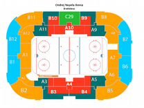 Швеция - Россия. 21 мая Билеты на хоккей в наличии