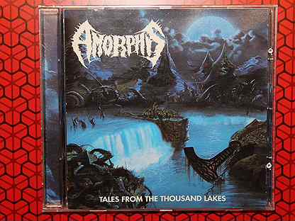 Amorphis - Tales From The Thousand Lakes (фирма)