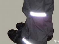 Мембранные велоштаны для дождливой погоды 50-52 р