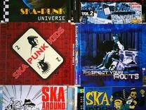 CD сборники рок, панк рок, ska