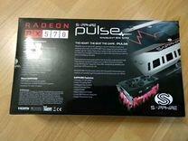 Sapphire rx570 pulse 4gb видеокарта