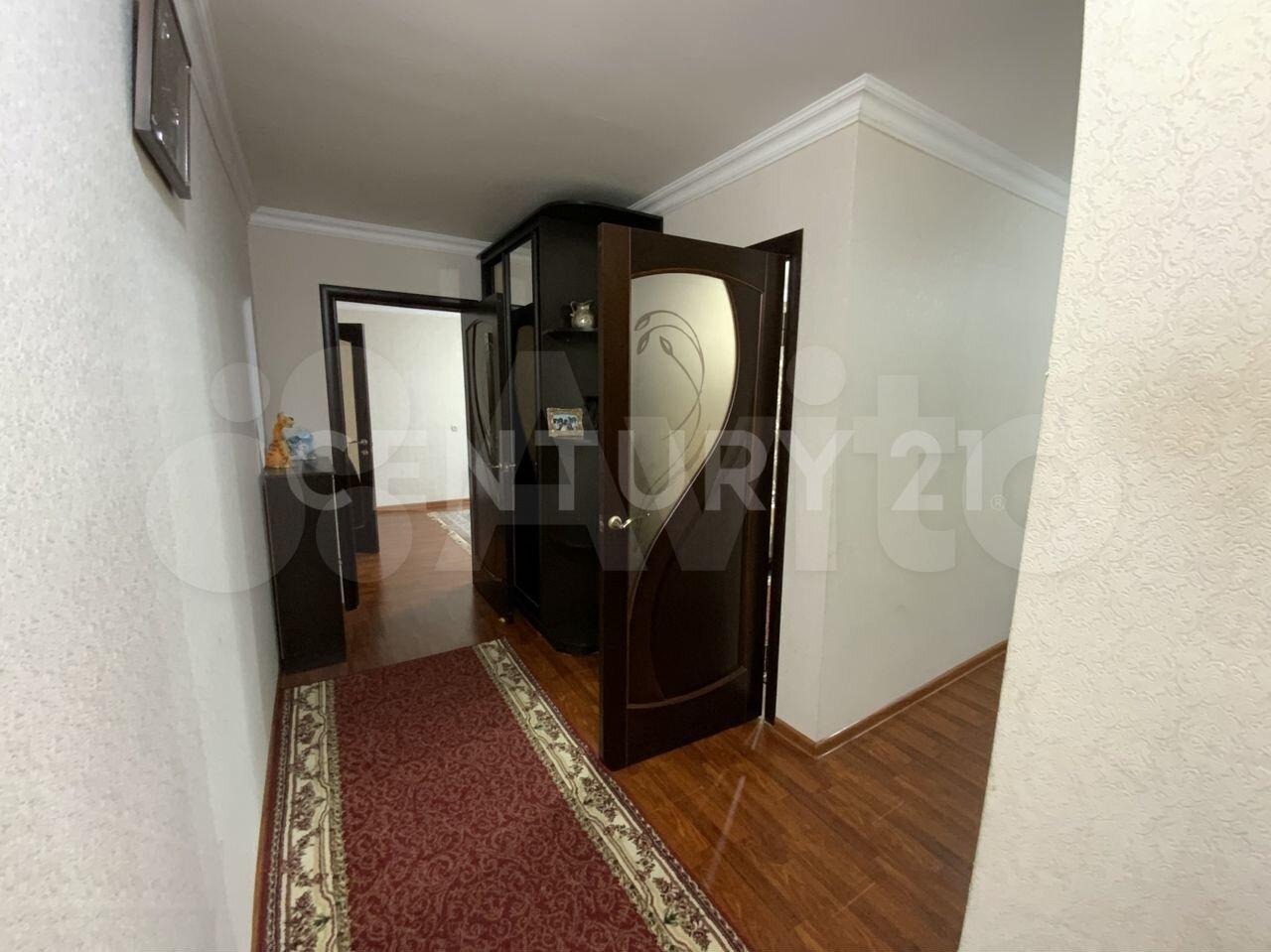 3-room apartment, 57.8 m2, 1/5 floor  89382020017 buy 3
