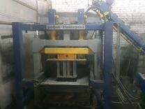 Производство блоков и бордюра