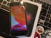 iPhone SE. 32gb. рст. Есть обмен — Телефоны в Санкт-Петербурге