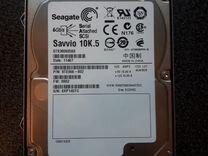 SAS жесткий диск Savvio 10K.5 ST9300605SS 300g — Товары для компьютера в Краснодаре