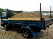 Песок и щебень для бетона и на подсыпку