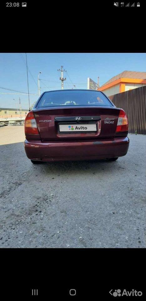 Hyundai Accent, 2008  89635944025 купить 6