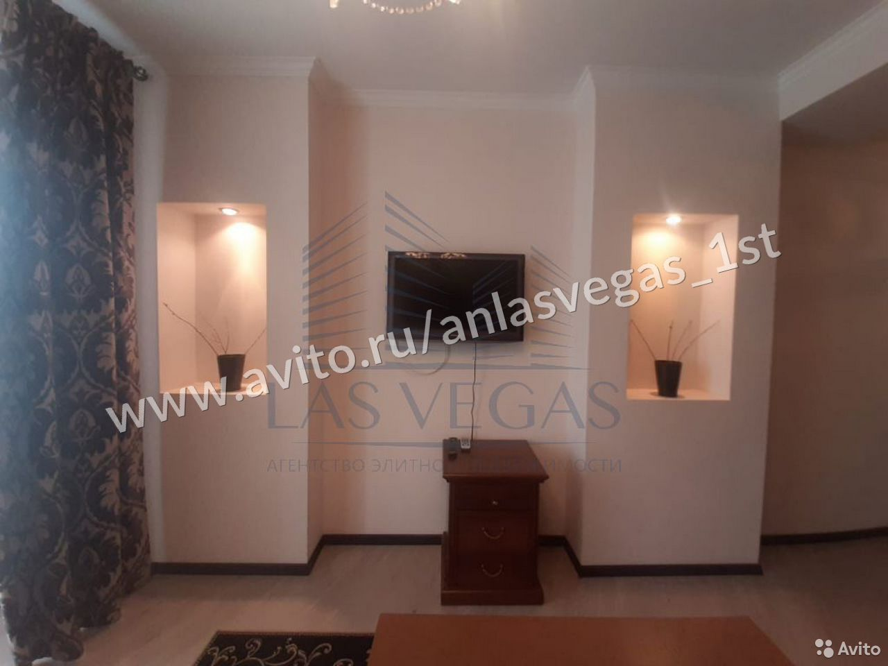 2-room apartment, 50 m2, 9/9 FL.  89322082701 buy 5