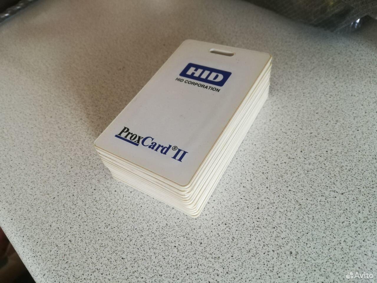 Бесконтактная карта HID ProxCard II (оригинальная  89040466615 купить 1