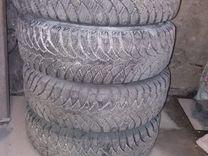 Продам зимние шины — Запчасти и аксессуары в Омске
