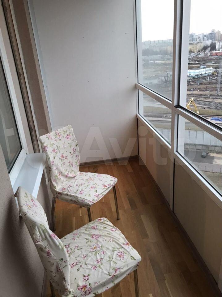 Квартира-студия, 29 м², 16/19 эт.  89584129530 купить 8
