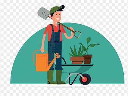 Помощник по хозяйству (садовник, разнорабочий)