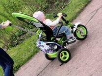 Велосипед Lexx compact green