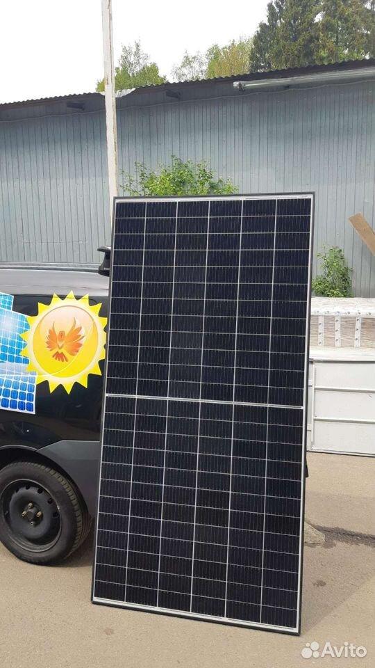 Солнечная батарея 400 вт  89786675967 купить 1