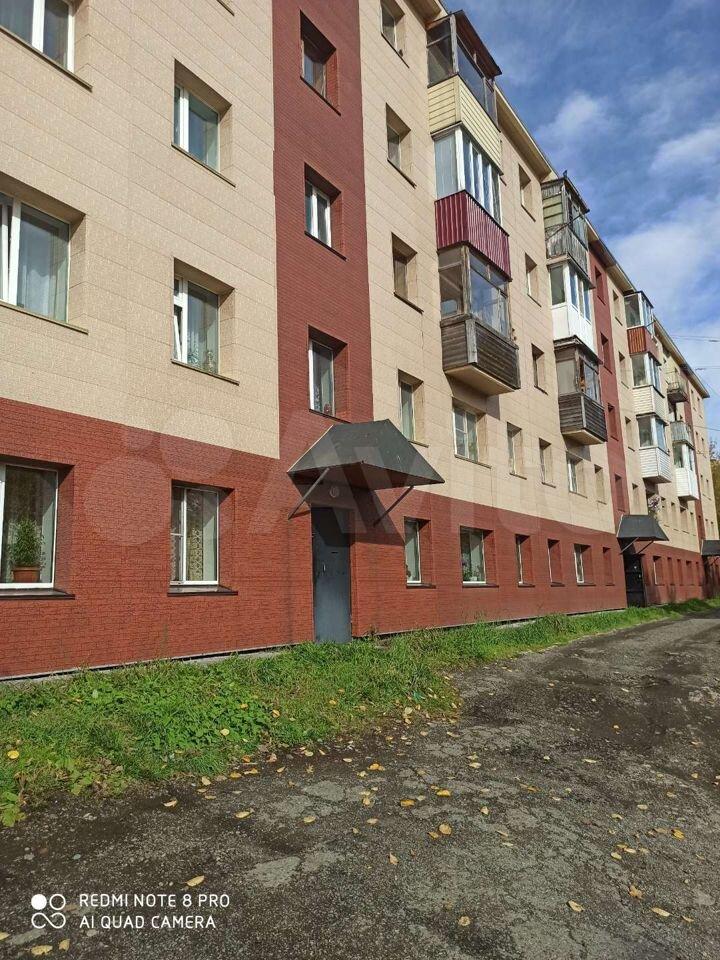 2-к квартира, 42 м², 4/5 эт.