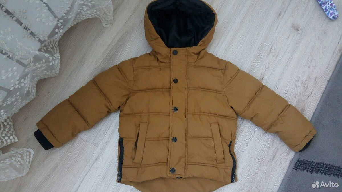 Куртка 86-92см