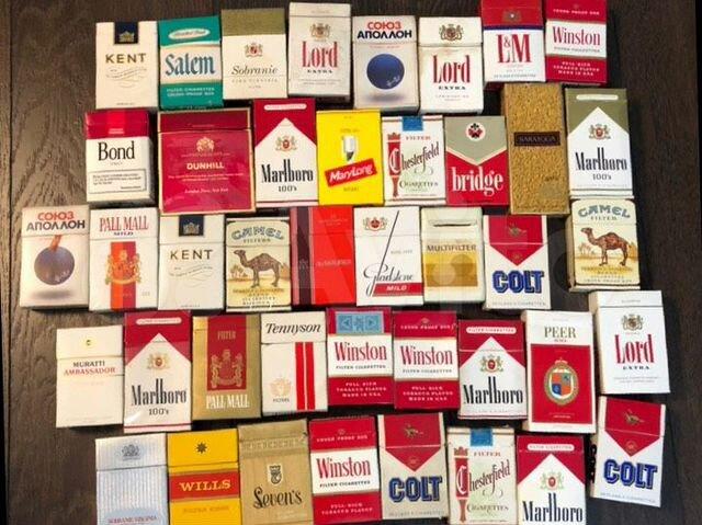 Сигареты из сша купить в спб электронная сигарета купить в петербурге
