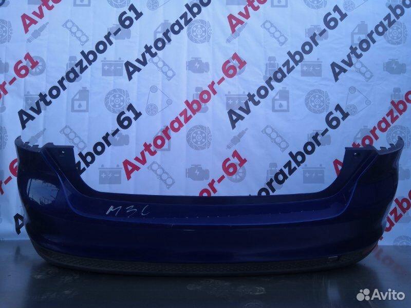 Бампер задний Ford Focus 3 хетчбек 2011-2015  89381164302 купить 1