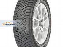 205 55 16 Michelin X-Ice North 4 (шип.)