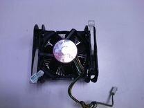 Кулер 478 CPU медный сердечник
