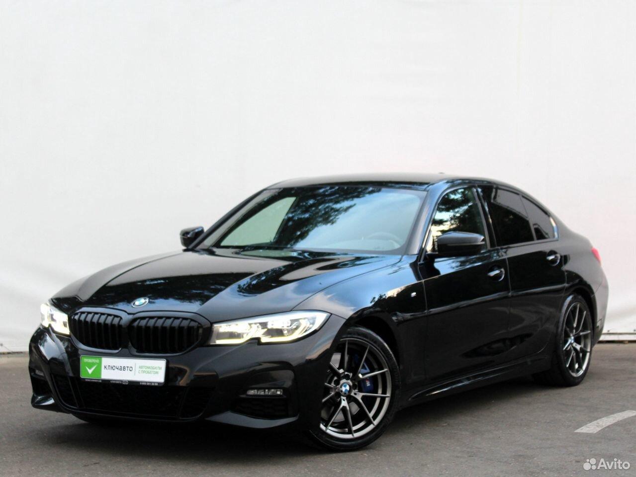 BMW 3 серия, 2019  88613258581 купить 1