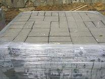 Плитка тротуарная 200/кв метр