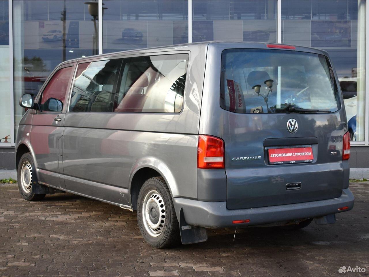 Volkswagen Caravelle, 2012  88182448027 купить 7
