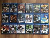 Обмен игр PS Vita