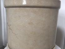 Горшок керамический большой