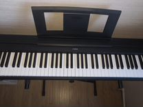 Электронное пианино Yamaha новое